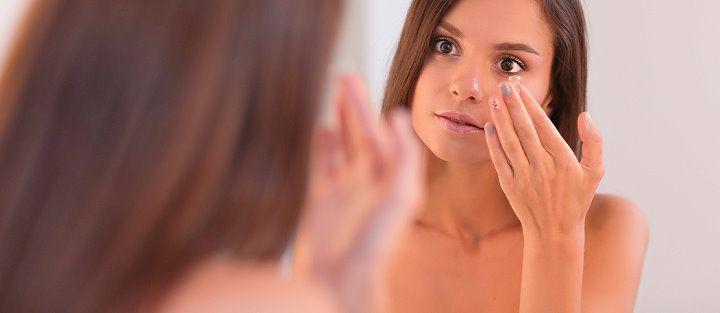 Gesichtspflege Bei Fettiger Haut Reinigen Gesichtscreme