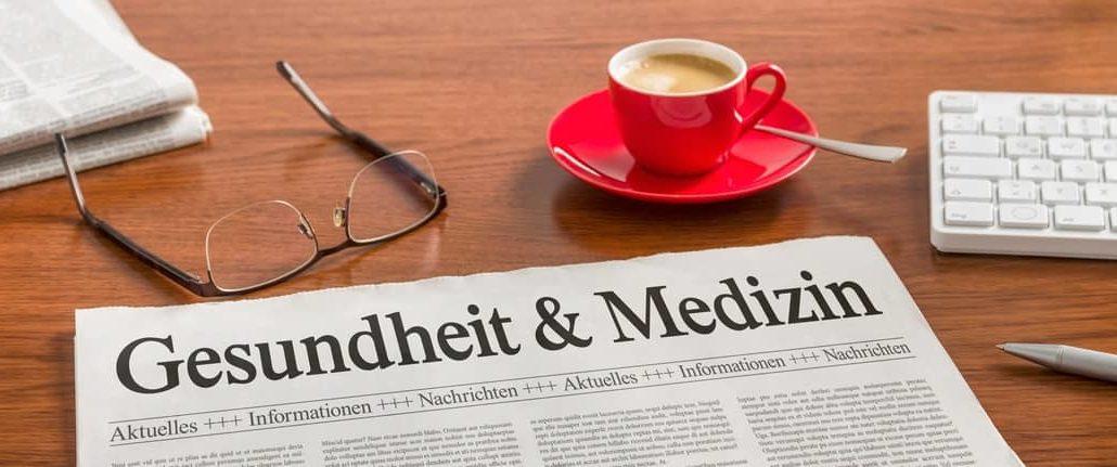 Nachrichten aus dem Bereich Gesundheit