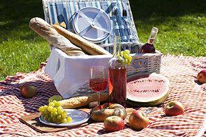 tipps f r das picknick was mitnehmen im picknickk rbchen. Black Bedroom Furniture Sets. Home Design Ideas
