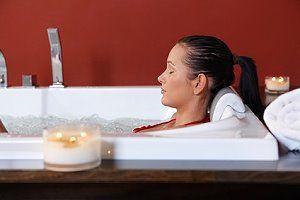 sprudelbad sprudelmatte f r die badewanne. Black Bedroom Furniture Sets. Home Design Ideas