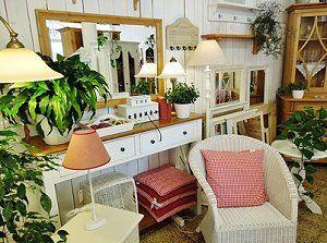 Wohnen im landhausstil einrichtung for Einrichtung accessoires wohnen
